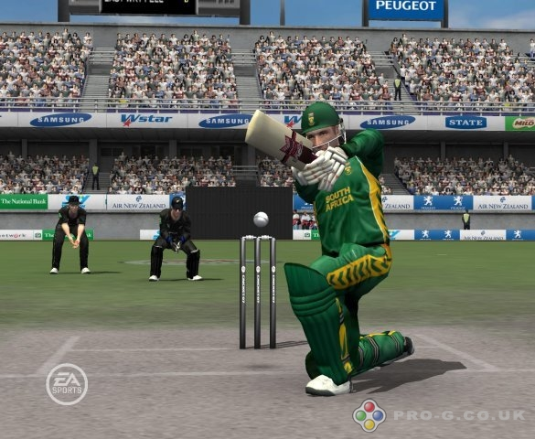 ea sports cricket game free  2012