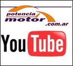 Potencia Motor en YouTube