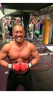 清原和博 番長 筋肉