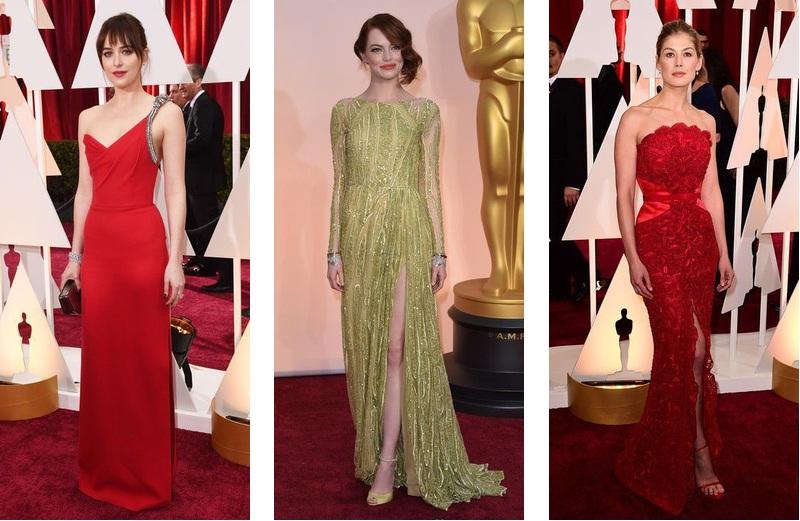 Oscary 2015 – Rewia mody z wpadkami?!