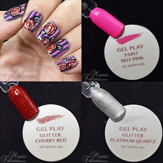 New Akzentz Gel Play Colors