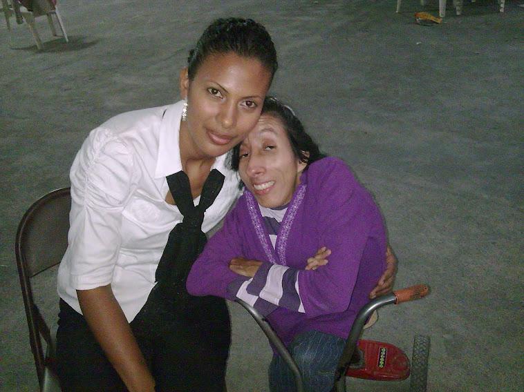 Mi amiga Ana Y yo Sara