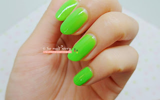 DIAMI nail lacquer, Green color nail lacquer, Green Nail Polish, nail products