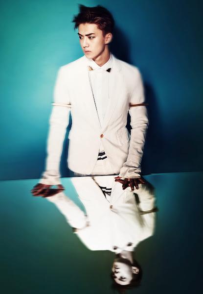 EXO Overdose Sehun