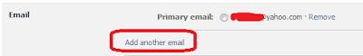 Cara Menukar Alamat email pada Facebook