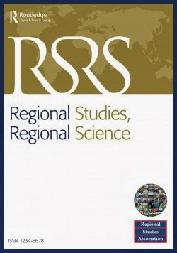 Regional Studies, Regional Science