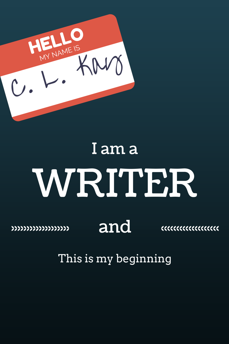 C. L. Kay imaginative writer with an offbeat spirit