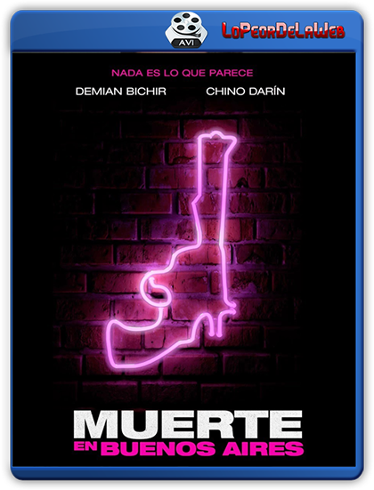 Muerte en Buenos Aires (DvDrip) Latino [Mega]