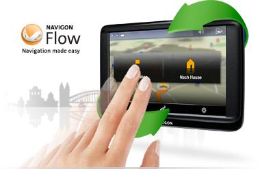 voiture communicante navigon propose des mises jour pour les s ries 40 et 70. Black Bedroom Furniture Sets. Home Design Ideas