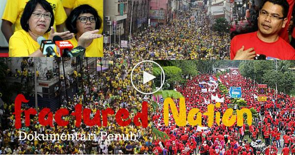 Dokumentari perhimpunan Bersih 4.0 dan Himpunan Rakyat Bersatu.