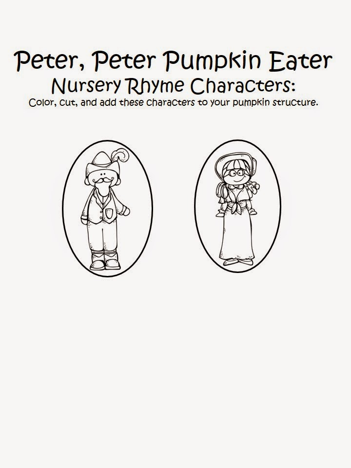 Fairy Tales And Fiction By 2: Peter, Peter Pumpkin Eater S.T.E.M.