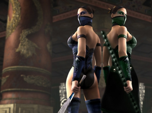 mortal kombat jade alternate costume. jade mortal kombat 2011
