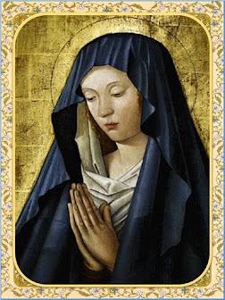 VIRGEN MARÍA MADRE DEL NIÑO DIOS