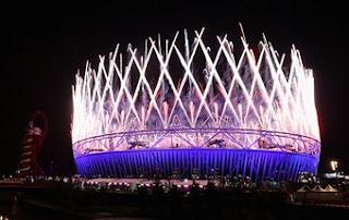 Cerimônia de abertura Olimpíadas 2012