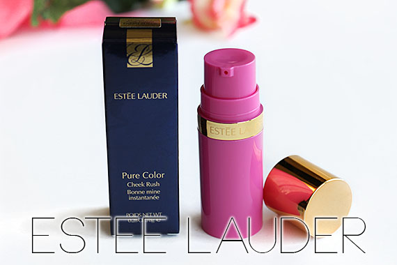 Estee Lauder Pink Patent Pure Color Cheek Rush