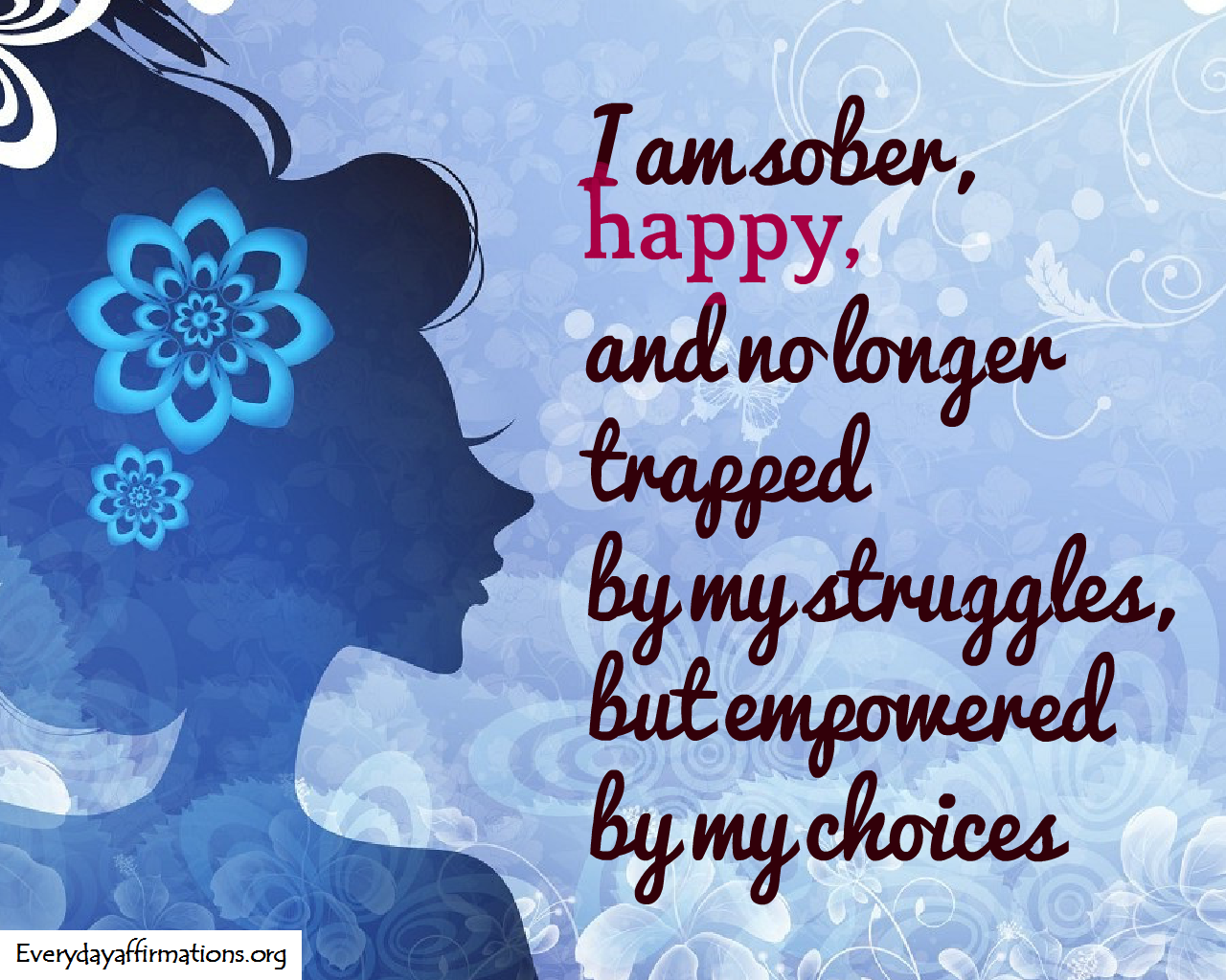 46 affirmations for women to assist through meaningful