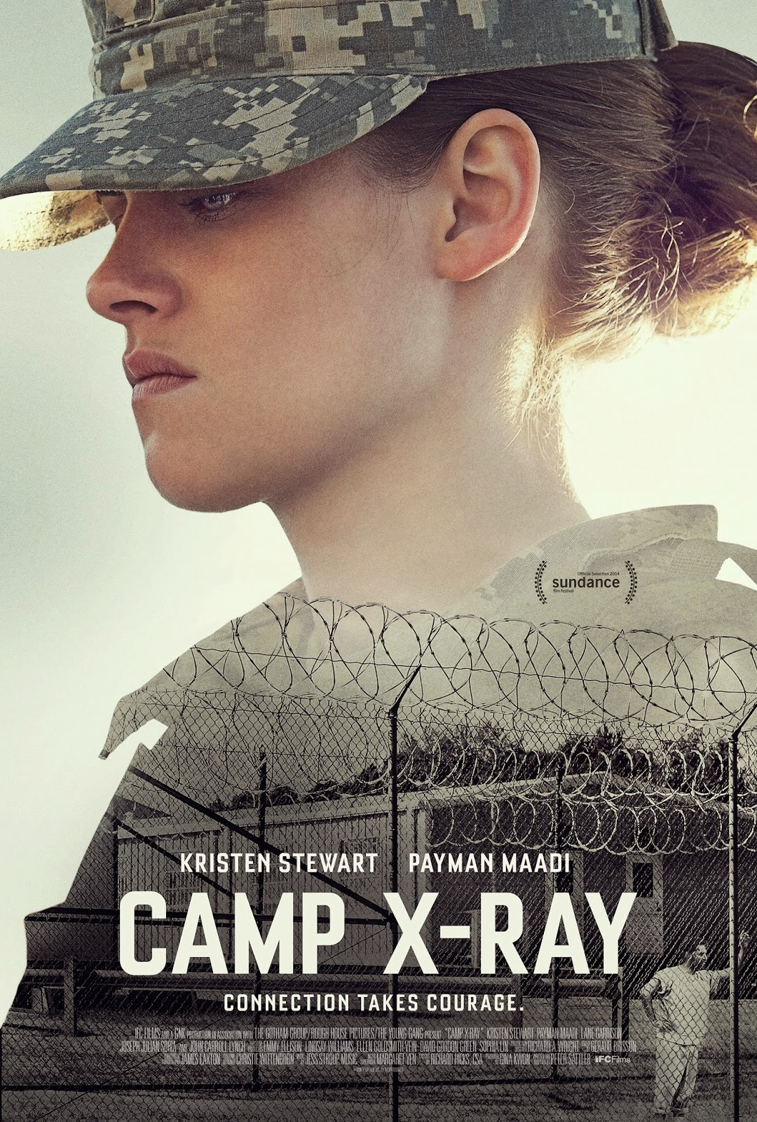 Camp X Ray (2014) ταινιες online seires xrysoi greek subs