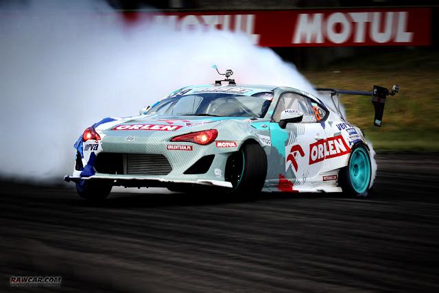 GT86 Orlen Team, 2JZ, Getrag V160, drift, Jakub Przygoński, 1000KM