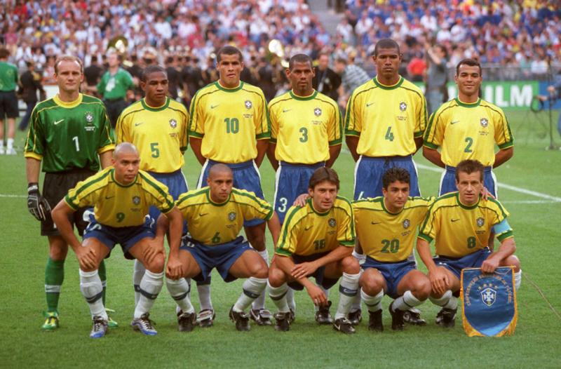 Resultado de imagen para brasil 1998