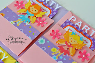 tinkerbell pixie_hollow fairy birthday invitations