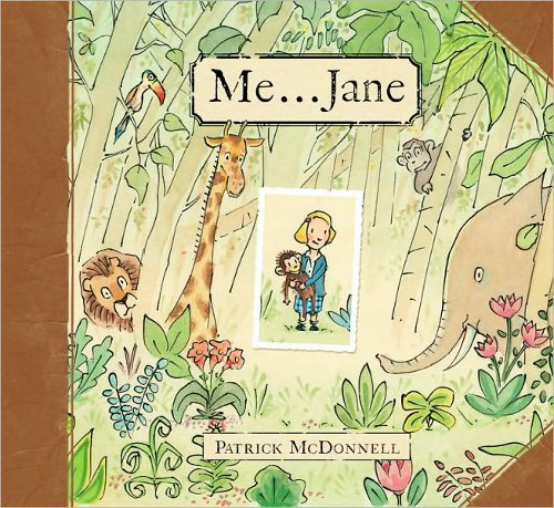 jane  written and illustrated