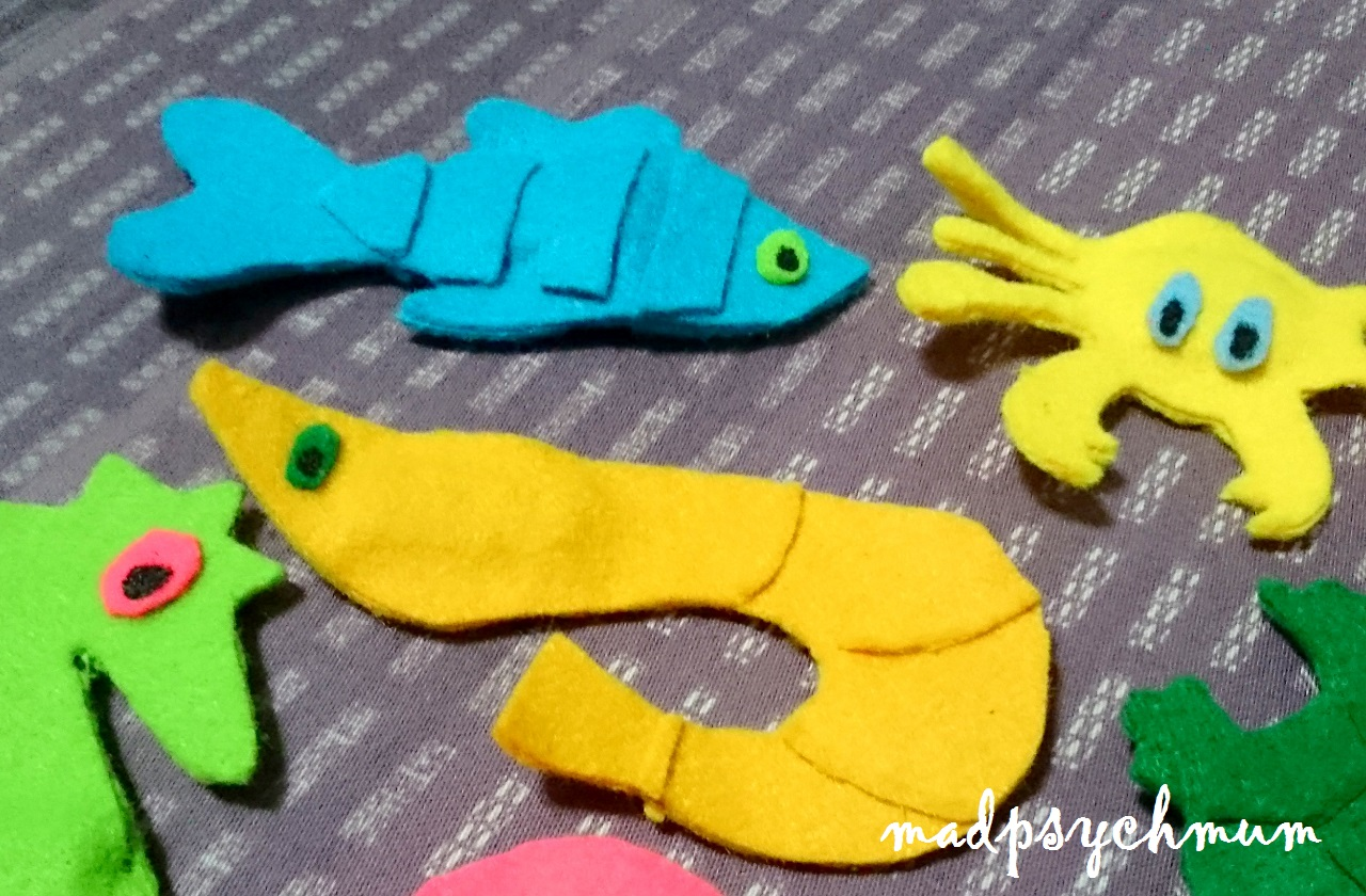 Madpsychmum singapore parenting travel blog diy under for Crab fishing game