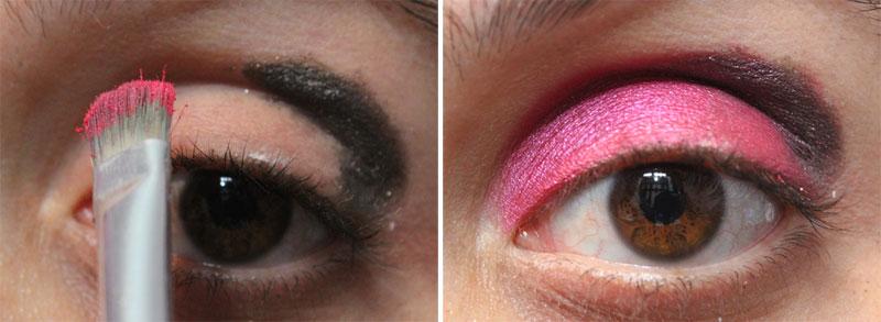 3 Tutorial de Maquiagem: Rosa e Roxo   Pink Gloss