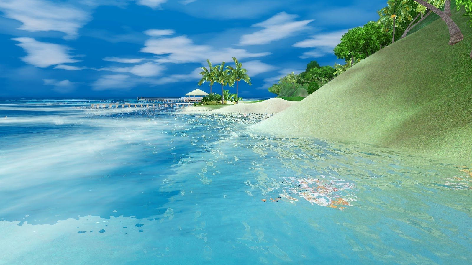 Cink S Sims Lucid Cove Is Now Available
