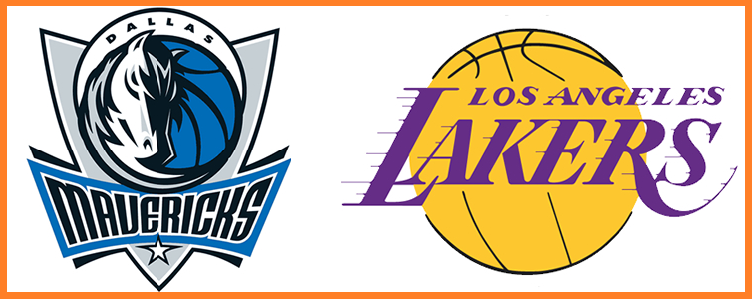 Image result for mavs vs. lakers