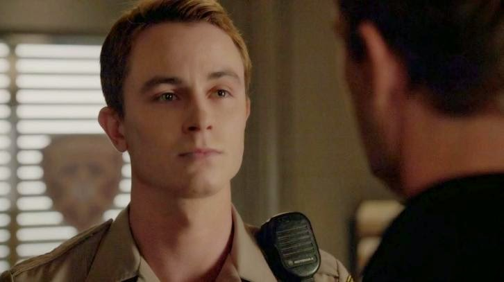 Teen Wolf - Ryan Kelley Interview