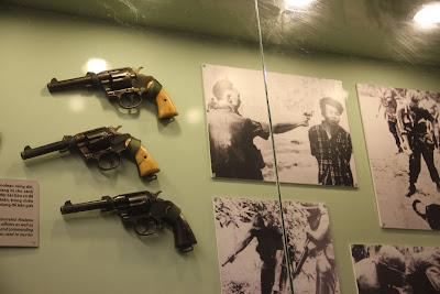 Pistolas de la Guerra de Vietnam