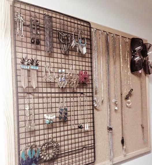 Bevorzugt Rangement Bijoux Fait Maison – Obasinc.com ZP04