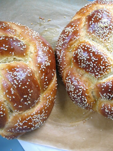 The Perfect Honey Challah