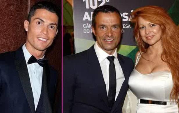 Cristiano Ronaldo - Jorge Mendes