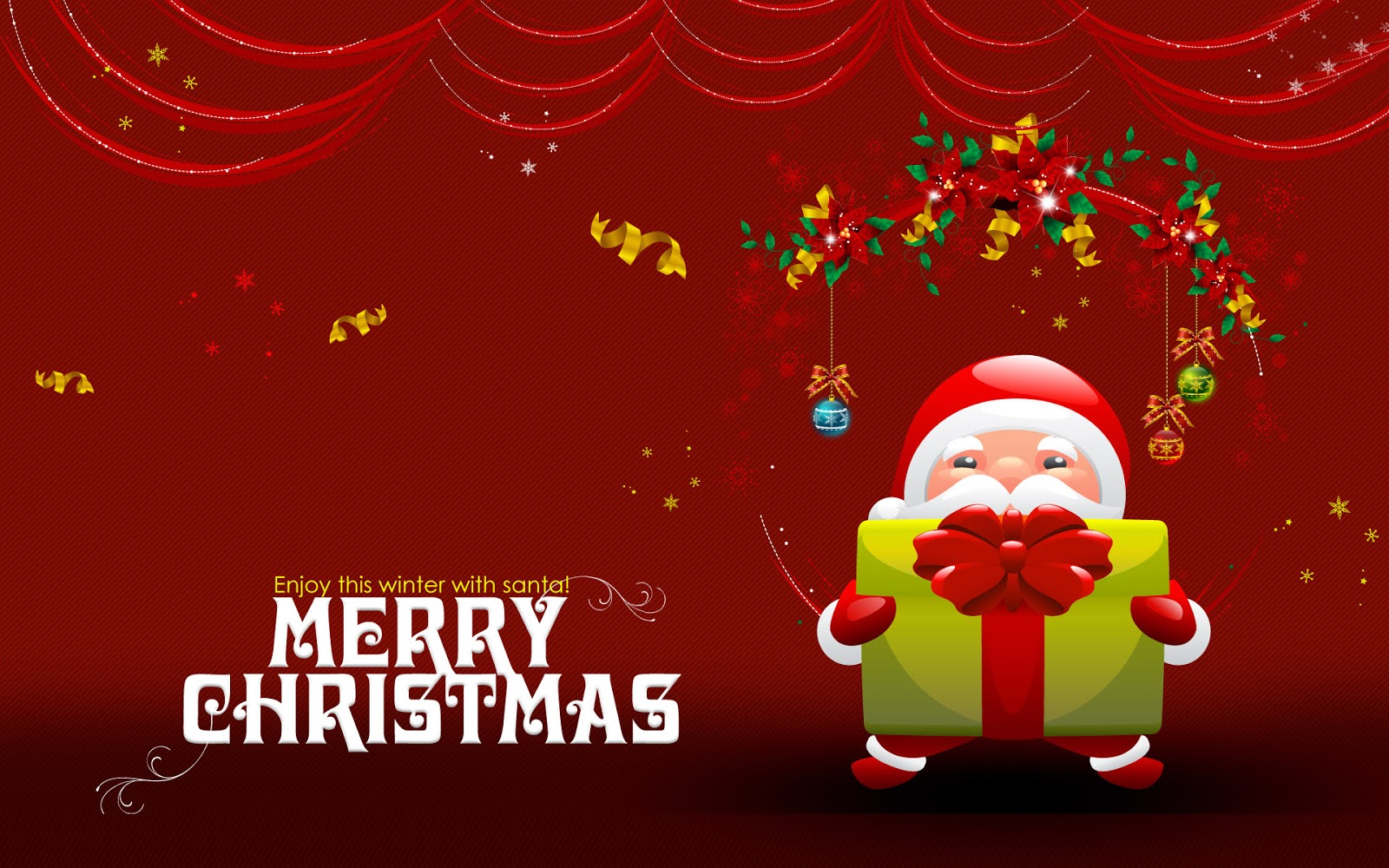 Merry Christmas Wallpaper 3d 2014, Merry Christmas 2014 - 2015 ...
