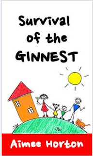book, survival of the ginnest, toddler, parenting