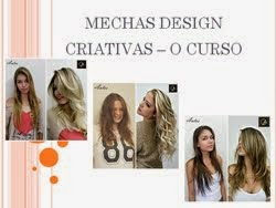 Mechas Design Criativas - O Curso