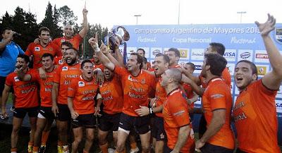 Comienza el Campeonato Argentino de Mayores 2014
