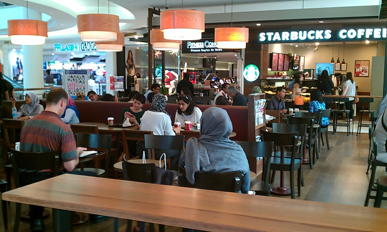 starbucks observation The observation deck good neighbors talking over the digital fence about life in and around lakewood, ohio skip to content but i don't think starbucks corp is getting into the burger king business, and just in lakewood oh then there's that valued drive-thru share on facebook share on.