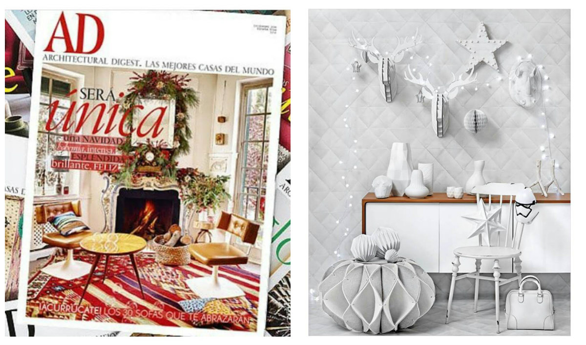 Anaquiños en la Revista AD