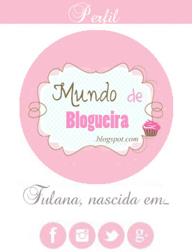 Como aumentar a foto do perfil do Blog