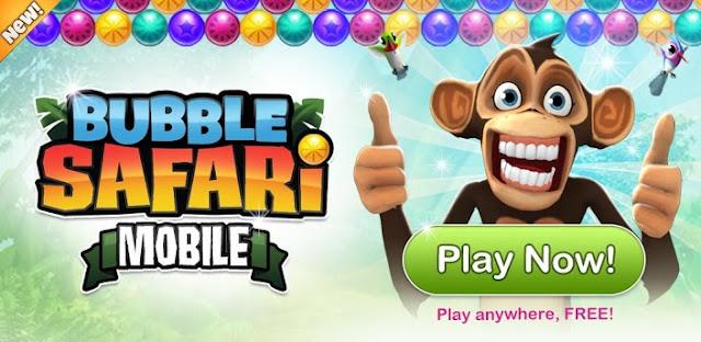 Bubble Safari mod dinero y energia-Torrejoncillo