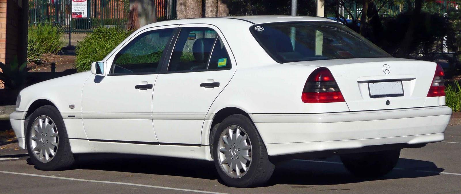Autoinfo mercedes benz c class w202 1993 2000 for Mercedes benz c class w202