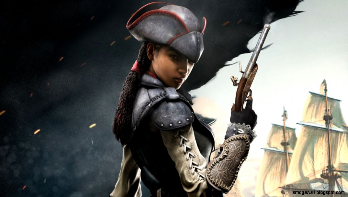 Assassins Creed 4 Aveline Wallpaper Mega Wallpapers - aveline assassins creed 4 black flag wallpapers