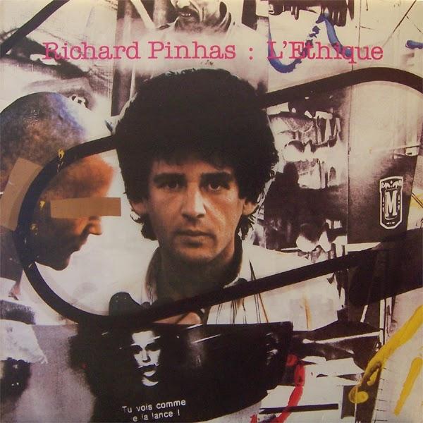 L'Éthique (1982) quinto elepé en solitario del guitarrista francés Richard Pinhas