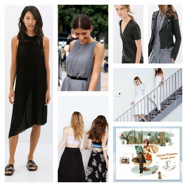 tendencias moda primavera verano 2014