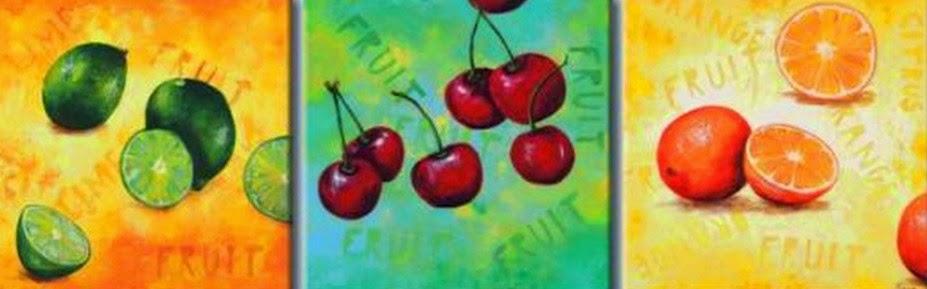 imagenes-de-cuadros-de-frutas-modernos