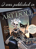Published in Art Doll Quarterly