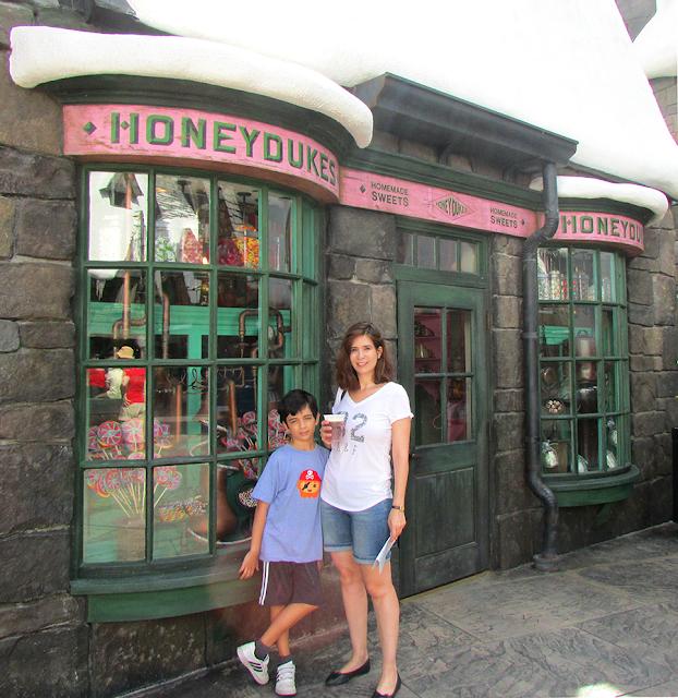 Parque Harry Potter
