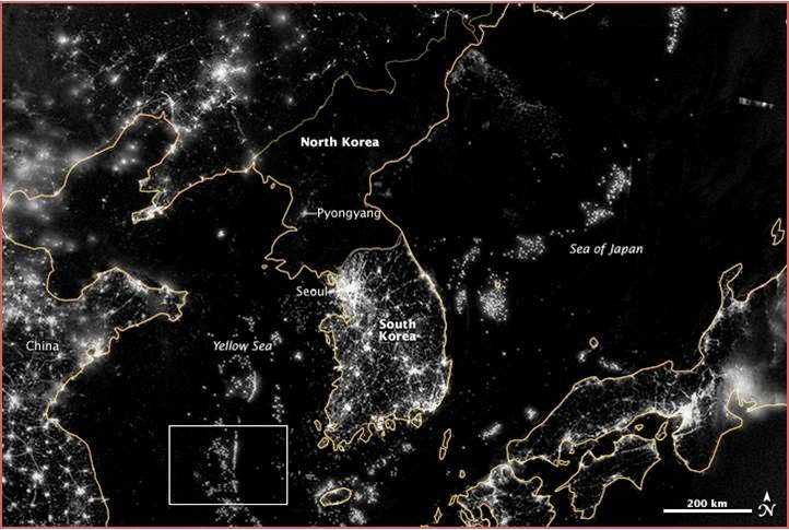 GIS Research And Map Collection Maps In The News - National geographic world satellite map